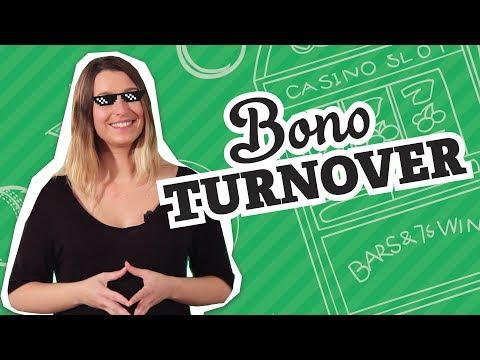 💰 Bonos Turnover 🔃  - Slots 🎰  y Casino Online🃏 | Paf.es