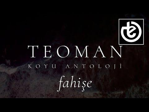 teoman - fahişe (Official Lyric Video)
