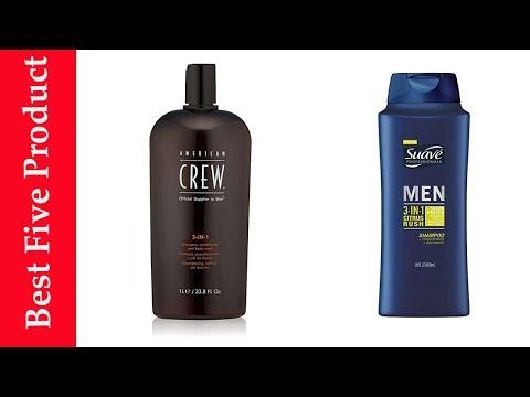 Five Best Men  3 In 1 Shampoo In 2019