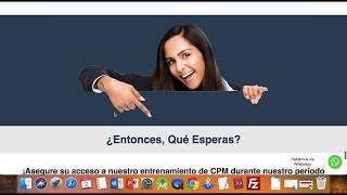El mejor Curso de Monetización CPM en Internet Hub Traffic, PopCash, Shorte, Cpx24