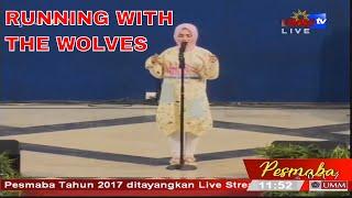 Fatin Shidqia Lubis RUNNING WITH THE WOLVES - live Universitas Muhammadiyah Malang