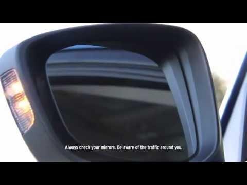 Mazda Cx 5 Blind Spot Monitoring System Informational