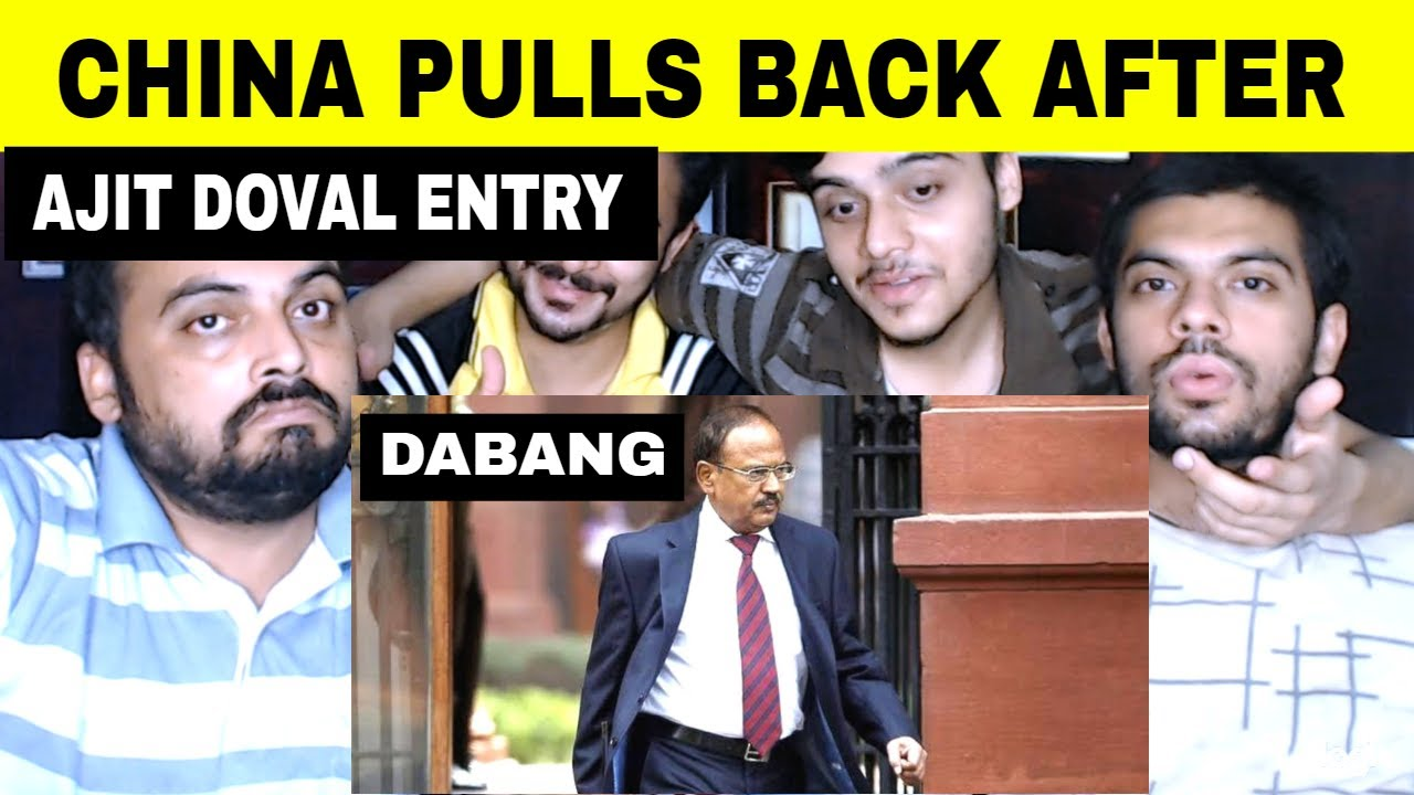 Pakistani Reaction on | China pulls back from Galwan after Ajit Doval-Wang Li chat: The key details