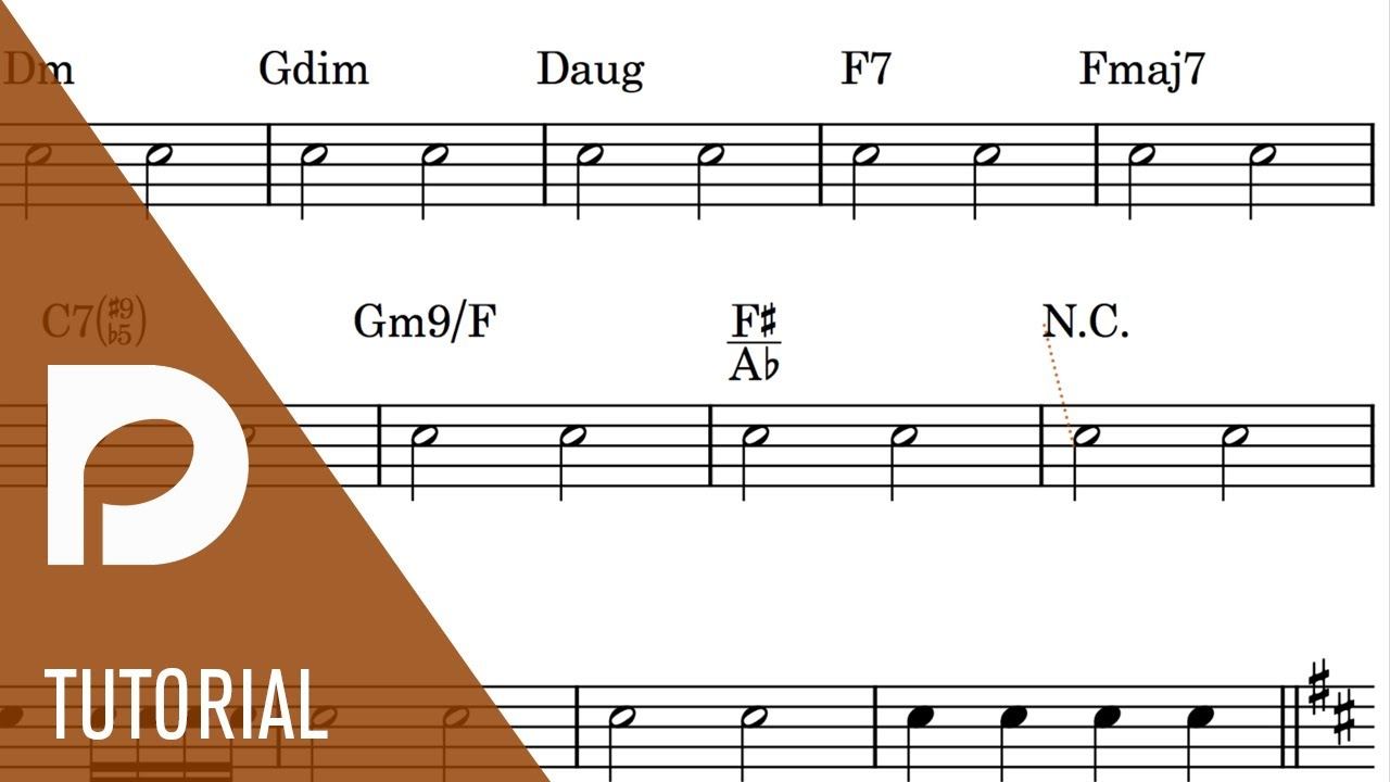 How to input chord symbols new features in dorico 11 youtube how to input chord symbols new features in dorico 11 hexwebz Image collections