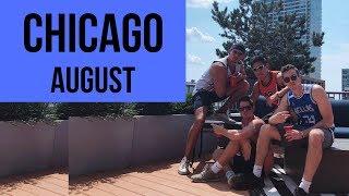 Chicago // August
