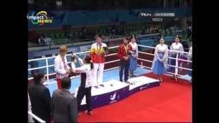 Asian Games 2014: Laishram Sarita refused to accept bronze medal