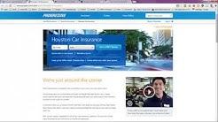 Houston Auto Insurance Companies - TX, Texas