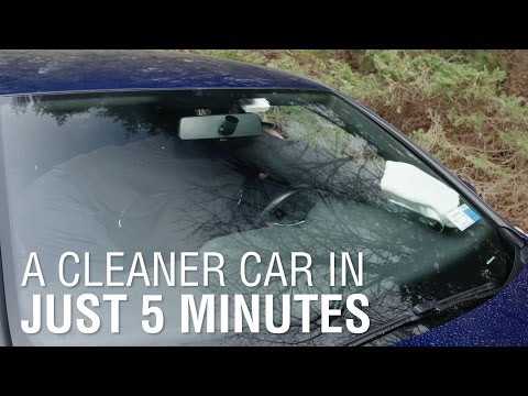 A Cleaner Car In Just 5 Minutes | Autoblog Details