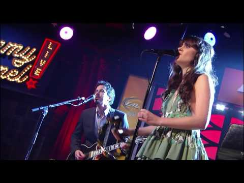She & Him - Thieves (Live) 1080p HD Late Night