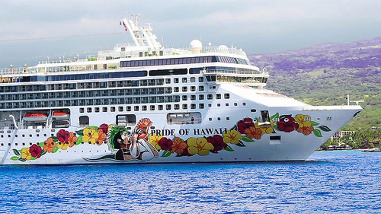 Pride Of Hawaii Cruise Ship Musicians At New Year Party - Cruise ships hawaii