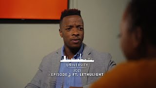 University of Jozi ft. @Lethulight (Episode 1) - Skits By Sphe