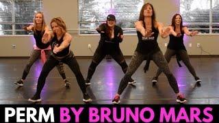 "Sneak Peak- ""Perm"" By Bruno Mars. SHINE DANCE FITNESS Mp3"