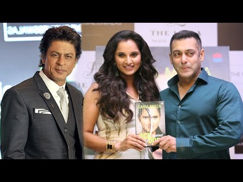 After Shahrukh Salman Khan Launches Sania Mirza's Book 'Ace Against Odds'
