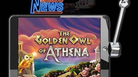 The Golden Owl of Athena Slot von Betsoft Gaming