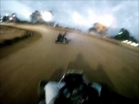 Kart Racing at Shippensburg PA