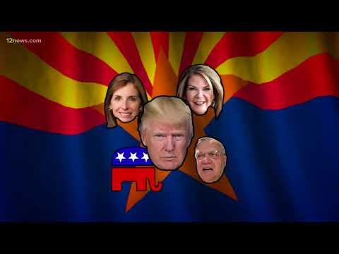 President Trump could shake up Arizona Senate race