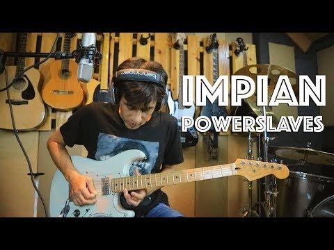 Powerslaves Impian Cover Gitar dan Tutorial Full