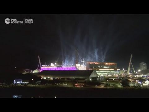 Церемония закрытия Паралимпийских игр в Пхенчхане