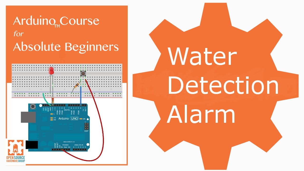 Arduino Water Detection Alarm Project Youtube Related Links More Circuit About Alert