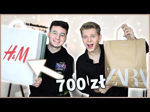 FILIP KUPUJE MI UBRANIA! 😱  *wydał 700zł* | Dominik Rupiński & Smav
