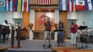 Culto Adoración, Coral Way UMC, Miami. Fl.