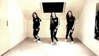 رقصة البنات الثلاثة على اغنية Va Bene