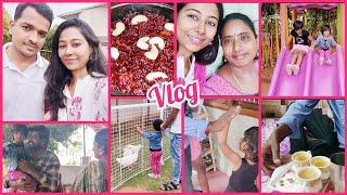 #Vlog | Bangalore To Tirupati Again | Family Fun | Beetroot Halwa | AshaSudarsan Telugu Vlogs