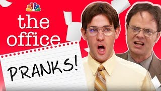 Download Jim's Most Brilliant Pranks on Dwight - The Office Mp3 and Videos