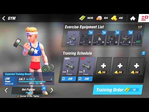 Boxing Star | GYM(New Mode)