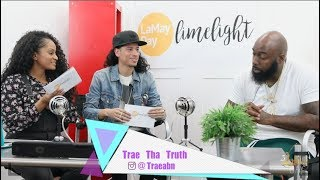 LaMay Day Limelight Ep. 9 With Trae Tha Truth