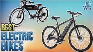 10 Best Electric Bikes 2018