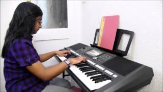 "ELEM Music Kasthuri performed  ""Andang kaka""  song from movie  Anniyan"