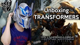 - Unboxing Mainan TRANSFORMERS Indonesia
