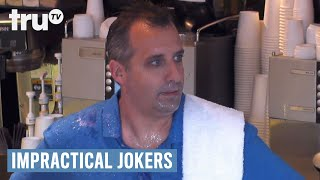 Impractical Jokers - Joe Gets a Face Full of Water