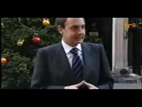 Zapatero y su perfecto Inglés