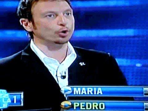 litigio in tv eredità amadeus vs pedro