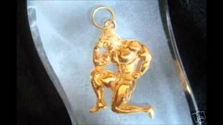 Weight Lifting Fitness Jewelry