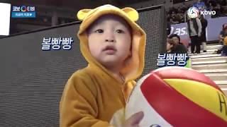 [코보티비] 문성민 씨 차남 리호 군, 코보티비 최초 출연