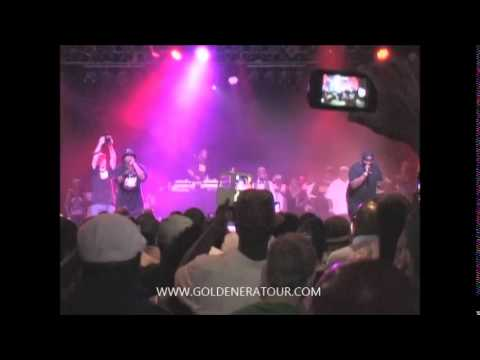 EPMD performance at the Golden Era Tour June 21 in Charlotte, NC
