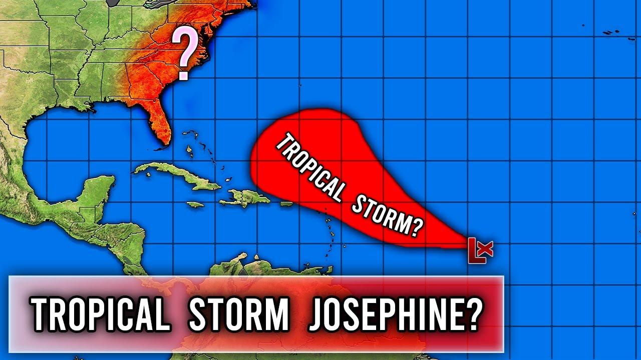 Upcoming Tropical Storm Josephine