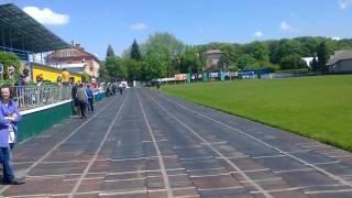 Біг 800 метрів дівчата