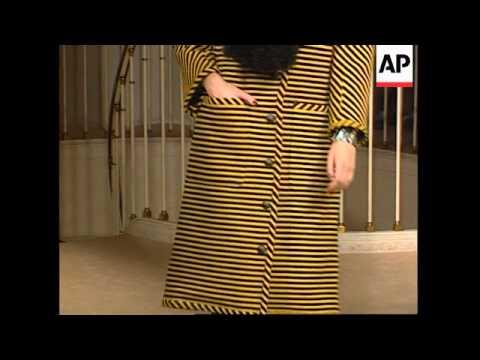 France - Nina Ricci fashion show