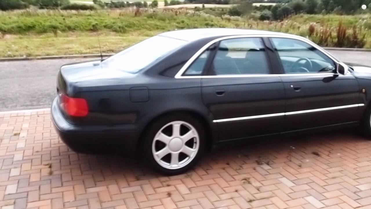 1997 Audi S8 Promotional Video - YouTube