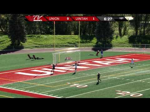 VTV Channel 6 High School Soccer: Union @ Uintah 2014