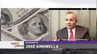 José Simonella: Nuevos valores del dólar