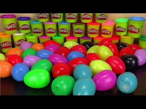 30 Шоколадных яйц с сюрпризом игрушкой