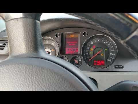 2006 Volkswagen Passat with a bad flex pipe and catalytic converter