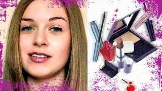 Моя косметика (декоративная косметика) - обзор моей косметички. Дневной макияж - Get ready with me.(В этом видео я расскажу о своей косметике, а также покажу свой повседневный макияж. Названия моих косметиче..., 2013-12-28T17:17:58.000Z)