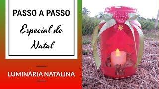 Luminária Natalina – Especial de Natal