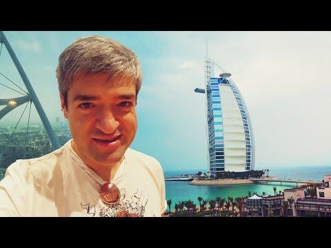 Новый роскошный отель в Дубае. В Дубай теперь можно без визы!